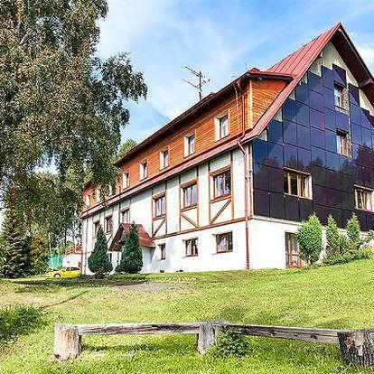 Až 6denní pobyt v Horském hotelu Eden v Krkonoších pro 2–4 osoby