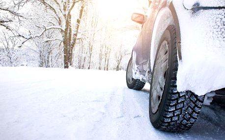 Přezutí pneumatik nebo přehození celých kol v MKL Autoservisu u Ostravy