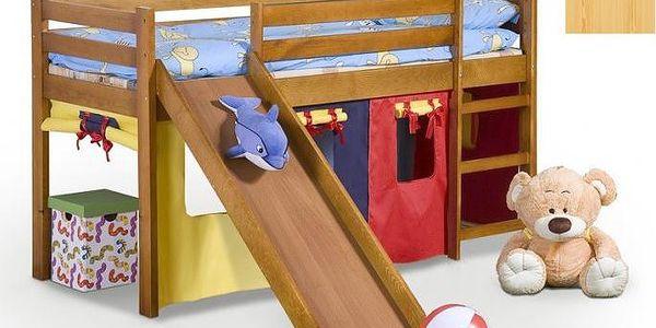 Dětská postel Neo Plus (borovice)