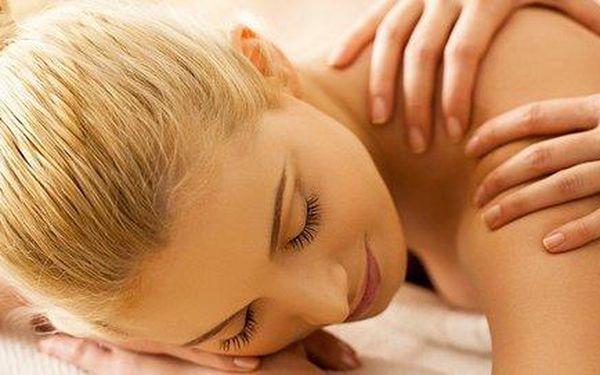 Celková tonizační a relaxační masáž v délce 90 minut
