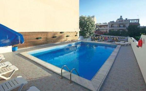 Řecko, oblast Kréta, doprava letecky, all Inclusive, ubytování v 3,5* hotelu na 8 dní