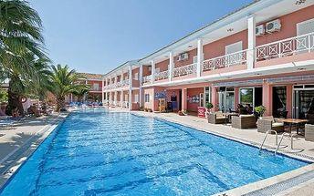 Řecko - Last minute: Studio I Apartmán Angelina-Hotel-And-Apartments na 8 dní polopenze v termínu 15.09.2015 jen za 8990 Kč.