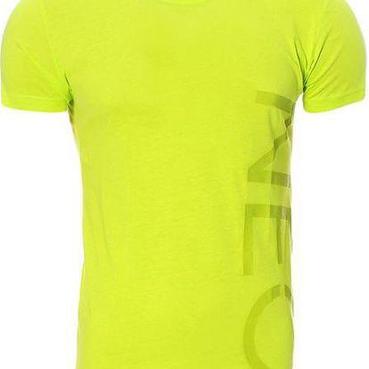 ADIDAS Neo Logo lime vel. XL tričko