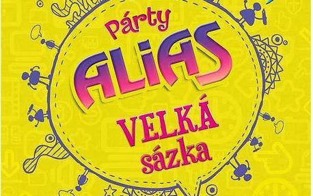 Albi Párty Alias - Velká sázka