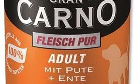 Animonda konzerva hovězí + kachní srdce 400 g