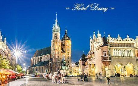 Romantika a luxus v Krakově do konce roku