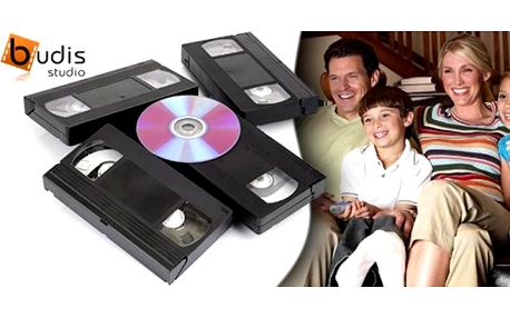 Převod video kazet na archivní DVD s…