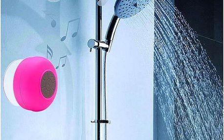Voděodolný bluetooth reproduktor Wave - poslouchejte své oblíbené písničky i ve sprše!