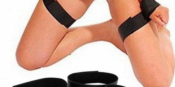 Svazovací pásky na ruce a nohy 2ks!