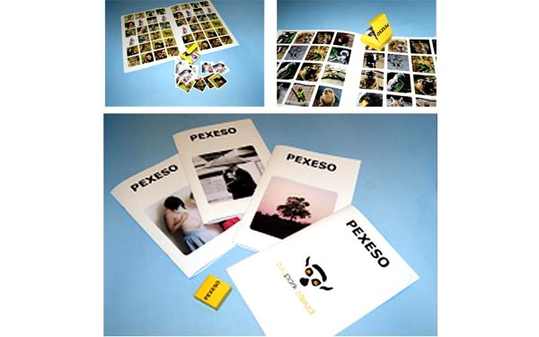 Pexeso z vašich fotek s poštovným zdarma!