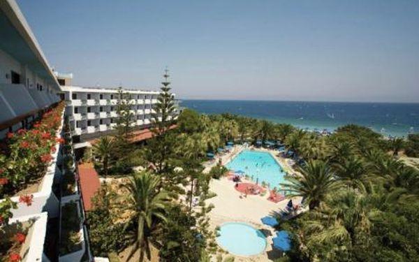 Řecko, oblast Rhodos, doprava letecky, plná penze, ubytování v 4* hotelu na 8 dní