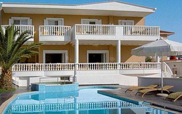 Řecko, oblast Thassos, doprava letecky, polopenze, ubytování v 3* hotelu na 12 dní