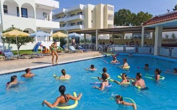Řecko, oblast Rhodos, doprava letecky, all Inclusive, ubytování v 3,5* hotelu na 8 dní