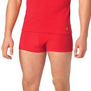 Pánské tričko CALVIN KLEIN ONE U8510A červené - M