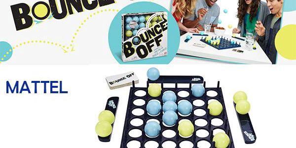 Bounce off, oblíbená hra od Mattela