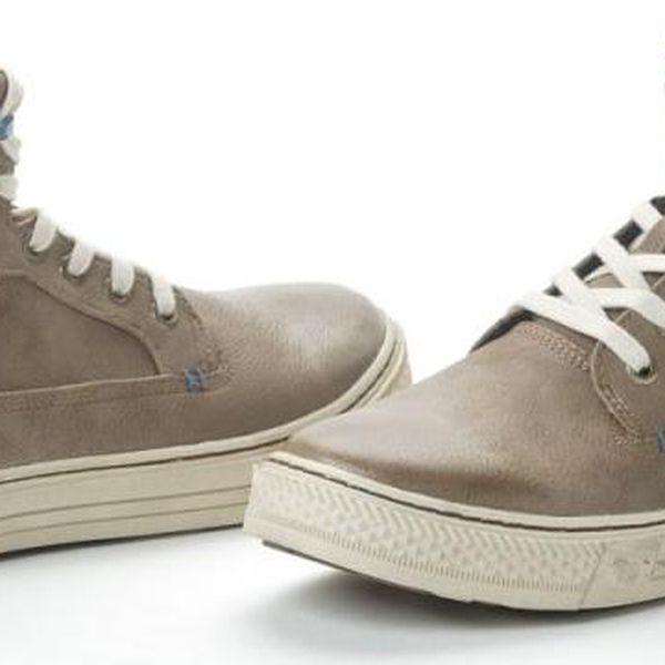 Mall  Mustang pánská kotníčková obuv 41 hnědá - Skrz.cz 2b9f927615