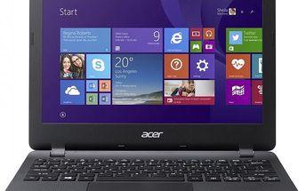 Mini notebook Acer Aspire E11 Black (NX.MRSEC.002)