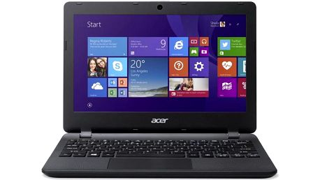 Mini notebook Acer Aspire E11 Black (NX.MRSEC.002)