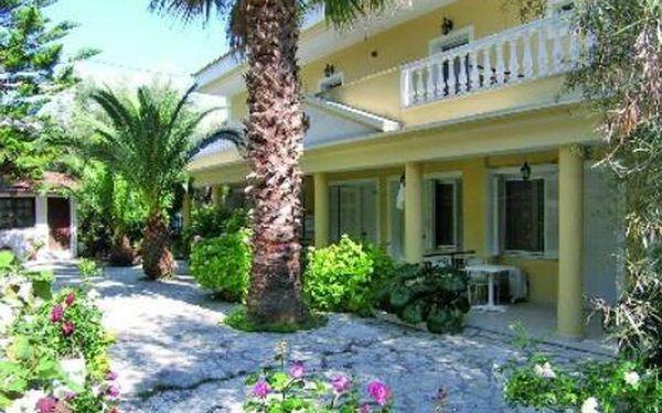 Řecko, oblast Lefkada, doprava letecky, polopenze, ubytování v 3* hotelu na 11 dní