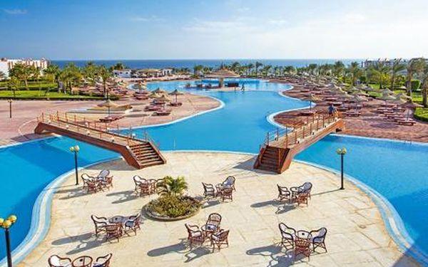 Egypt, oblast Marsa Alam, doprava letecky, all Inclusive, ubytování v 4* hotelu na 9 dní