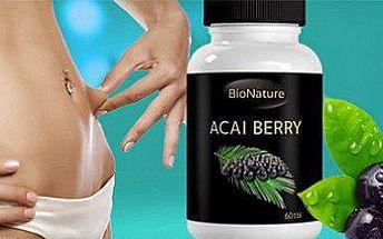 Açai Berry: přírodní extrakt