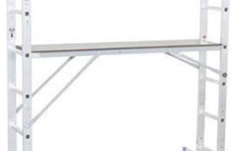 G21 Multifunkční lešení Handrail 1,96 x 1,59m