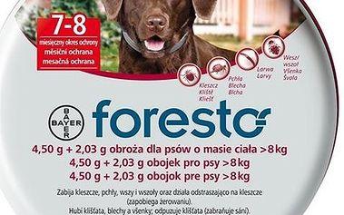 Foresto antiparazitní obojek pro psy 70 cm