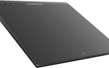 Externí DVD vypalovačka Samsung SuperMulti slim, USB (SE-208GB/RSBD)