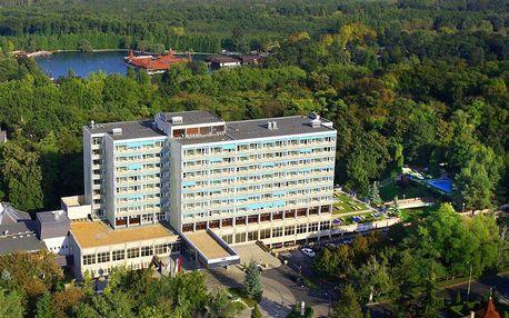 Luxusní wellness pobyt pro 1 osobu na 4 noci v Hotelu Health Spa Resort**** Hévíz s neomezeným wellness!