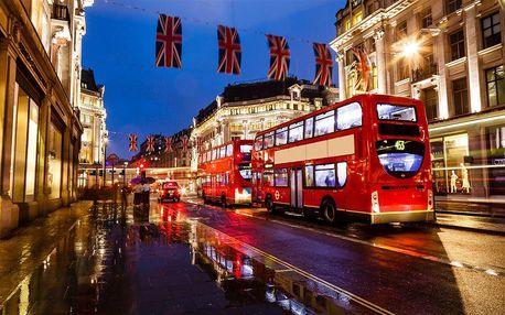 Londýn - nákupy i čas adventu