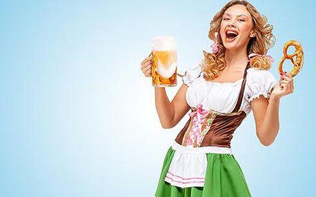 1 denní zájezd na festival piva Octoberfest v Mnichově