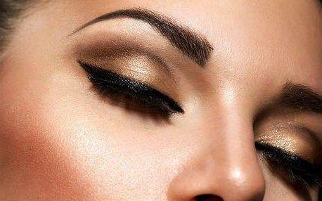 Permanentní make-up s přirozeným vzhledem: 3D ruční vláskování obočí