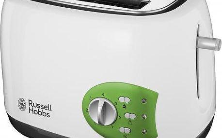"""RUSSELL HOBBS Topinkovač """"Kitchen"""", bílá – zelená,"""
