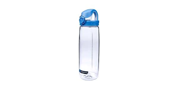 NALGENE OTF 650 ml clear/seaport cap láhev na vodu