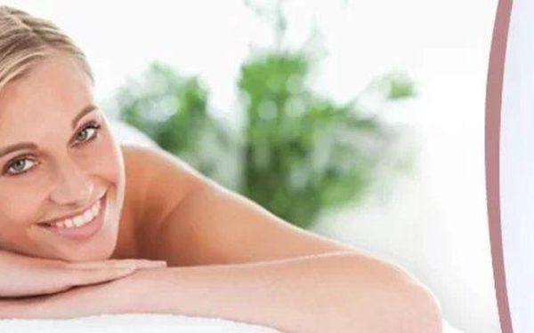 Ulevující masáž pro těhotné v délce 55 minut