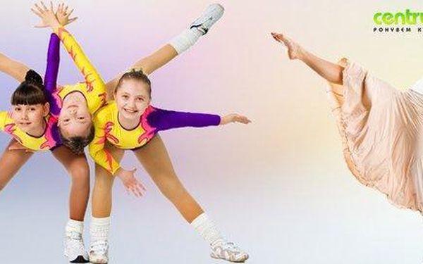 Kroužky pro děti: sport, tanec, vzdušná akrobacie