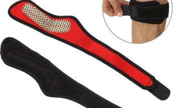 Magnetická podpora kolena