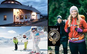 Apartmány až pro 6 osob v penzionu Valevil přímo v NP Králický Sněžník, možnost rezervace zimních termínů