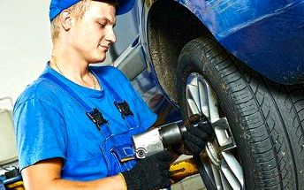 Přezutí pneumatik v Auto-repair.cz