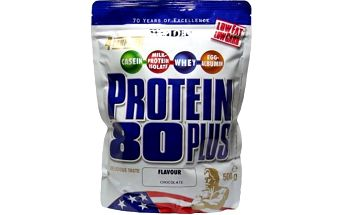 Weider Protein 80 Plus - čokoláda, 500 g