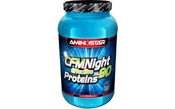 Aminostar CFM Long Effective Proteins - čokoláda, 1 kg