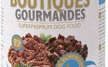 Brit Boutiques Gourmandes Duck Bits & Paté 400 g