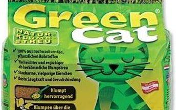 Green Cat kočkolit 12 l