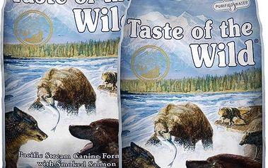 Taste of the Wild Pacific Stream 2 x 13 kg