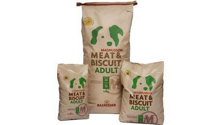 Magnusson Meat & Biscuit Adult 14 kg
