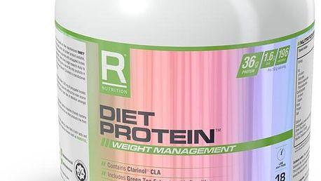 Dietní protein Reflex. Snadný způsob jak zahnat hlad a spálit tuky