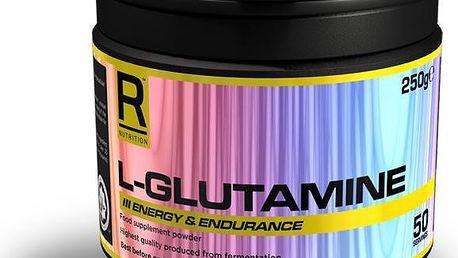 Reflex Nutrition L-Glutamine - bez příchuti, 500 g