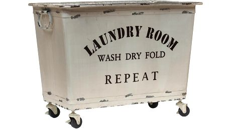 Koš na špinavé prádlo Old Farmacy - doprava zdarma!