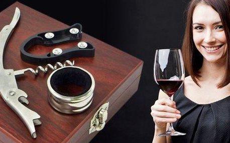 Dárková sada na víno