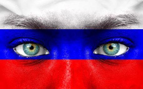 13denní kurzy ruštiny přímo v centru Prahy!